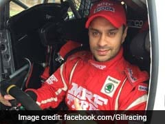 Rally Driver Gaurav Gill's Car Hits Bike During National Championship, 3 Dead