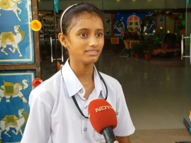 Video : India's Moon Landing: Lucknow Students To Cheer For 'Chandrayaan'
