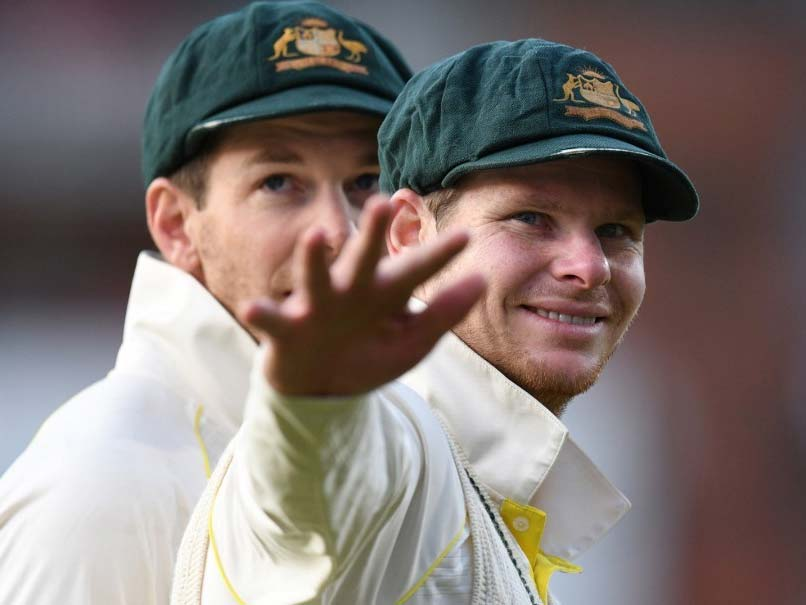 Australia's Tim Paine hails Ashes hero Steve Smith