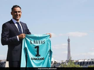 Keylor Navas Joins PSG From Real Madrid In Keeper Swap