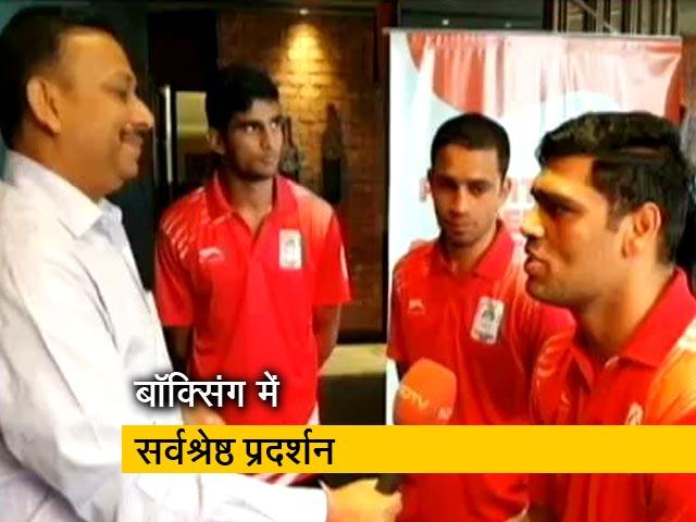 Videos : गोल्ड कोस्ट कॉमनवेल्थ गेम्स में भारतीय टीम का शानदार प्रदर्शन