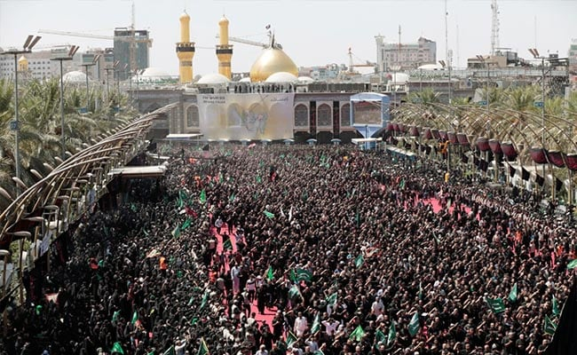 30 Dead, Hundreds Injured After Stampede During Ritual At Iraq Shrine