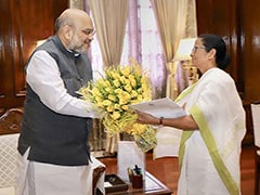 """Genuine Voters Left Out"": Mamata Banerjee To Amit Shah On Assam NRC"