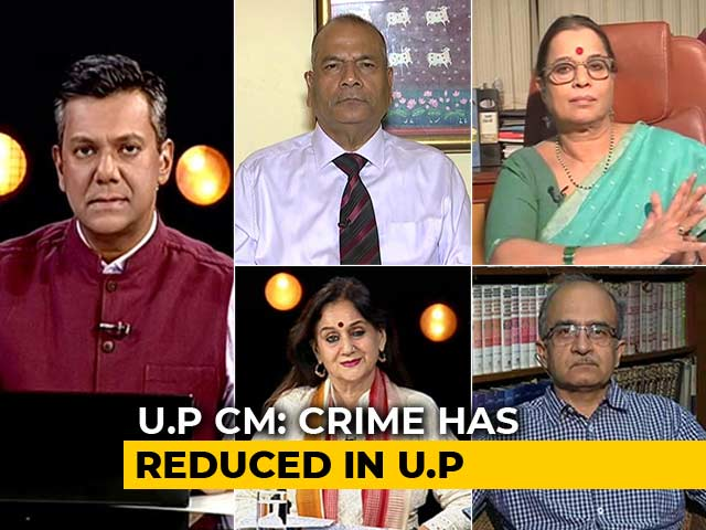 Video : Survivors Fight For Justice But Yogi Adityanath Claims Speedy Trials