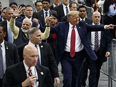 """Your Actively Campaigning For Trump..."": Congress Leader Hits Out At PM"