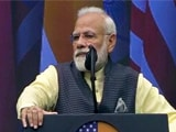 Video : PM In US Celebrates India's Linguistic Diversity, Days After Hindi Row