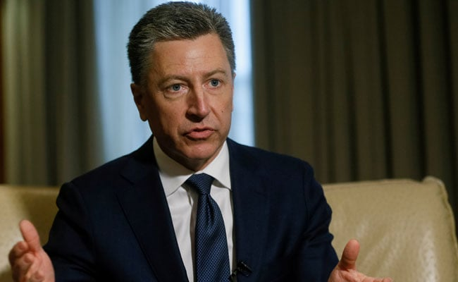 USA  special envoy to Ukraine resigns amid whistleblower complaint