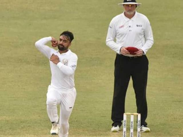 BAN vs AFG, Only Test, Day 4: Afghanistan only four wickets away from the historical victory against Bangladesh