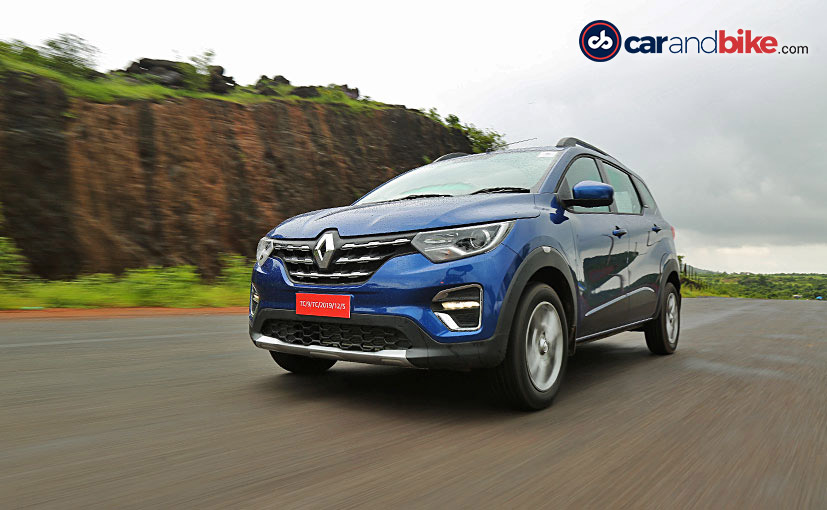 The Renault Triber is petrol-only with a manual gearbox & comes in 4 variants - RXE, RXL, RXT, & RXZ