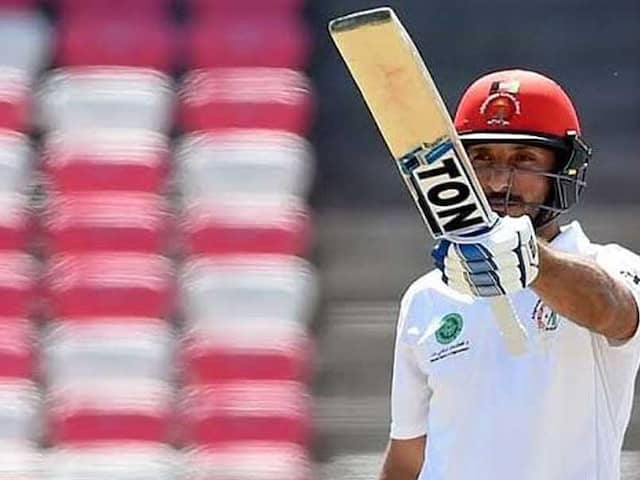 BAN vs AFG, Only Test: Afghanistan shows improvement on fist day as Rhamat Shah makes hundred