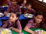 Video : Gurgaon's Diksha School Feeds Mid-Day Meals To 400 Underprivileged Children