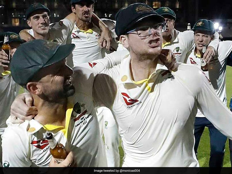 """Classless"": England Fans Accuse Bespectacled Steve Smith Of Mocking Jack Leach"