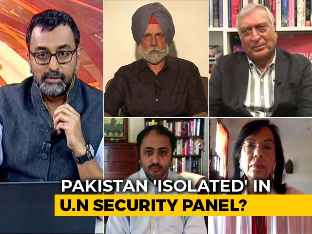 Video : India's Kashmir Diplomacy: Hits And Misses