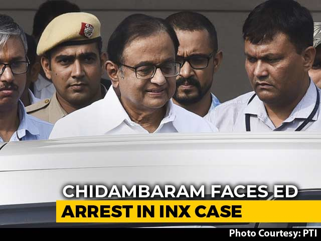Video : P Chidambaram Faces Arrest By 2nd Probe Agency, Top Court Rejects Request