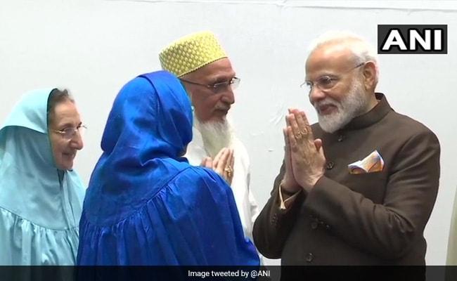 पीएम मोदी ने ह्यूस्टन में कश्मीरी पंडितों से मुलाकात की, नया कश्मीर बनाने का किया वादा