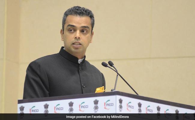 'वर्किंग ऑन पोल प्रॉमिस': महाराष्ट्र के मंत्री मिलिंद देवड़ा पत्र पर