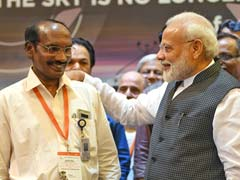 """My PM Is Human..."": Twitter Reacts To PM Modi Hugging ISRO Chief K Sivan"