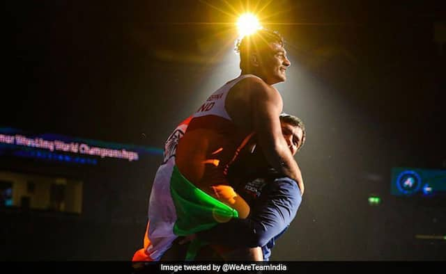 Deepak Punia Sets Sight On Olympics Gold, Says Want To Train Abroad