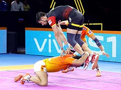 Pro Kabaddi: Puneri Paltan Edge Past Bengaluru Bulls, Telugu Titans Play Out Draw Against Patna Pirates