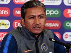 """Being Disappointed A Natural Feeling"", Says Sanjay Bangar After End of India Coaching Tenure"