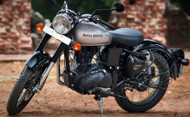 Royal Enfield has filed trademark applications for two new names