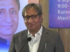 """Citizen Journalism Under Threat"": Magsaysay Winner Ravish - Highlights"