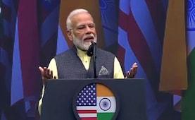 Howdy Modi कार्यक्रम में बोले प्रधानमंत्री मोदी, आतंकवाद को पालने वालों के खिलाफ निर्णायक लड़ाई का वक्त