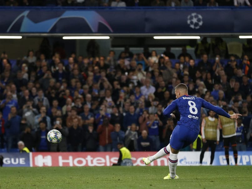 UEFA Champions League: Chelsea Pay Penalty Of Ross Barkley Miss In Defeat To Valencia
