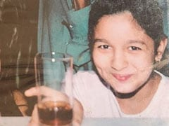 This Cutie Grew Up To Become Alia Bhatt. See Adorable Pic