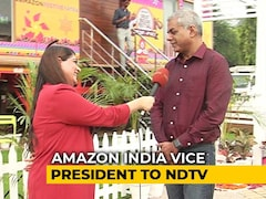 Video: Amazon In India: Slowdown, What Slowdown?