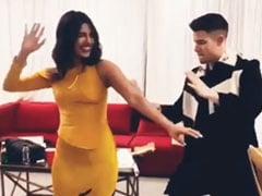 Nick Jonas ने Priyanka Chopra संग 'चिकनी चमेली' गाने पर लगाए ठुमके, Video हुआ वायरल
