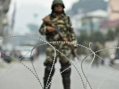 Three Terrorists, Civilian Killed In Encounter In Jammu And Kashmir