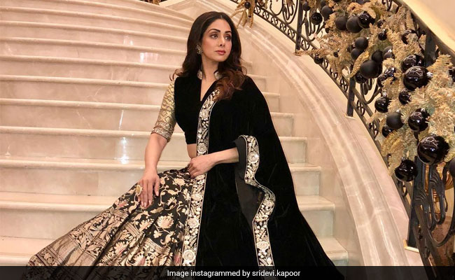 Boney Kapoor Shares Glimpse Of Sridevi's Madame Tussauds Wax Statue A Day Before Reveal