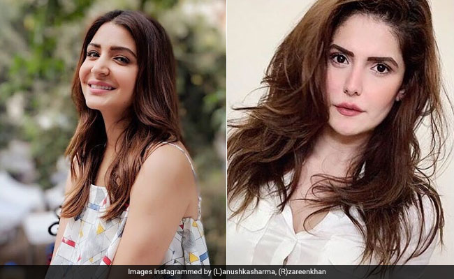 Anushka Sharma Supports Zareen Khan After She Gets Body-Shamed By Troll: 'You're Perfect'