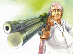 Revolver Dadi Who Became Champ at Age 68