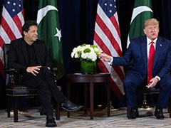 डोनाल्ड ट्रंप ने पाकिस्तानी रिपोर्टर का उड़ाया मज़ाक, पीएम इमरान खान से पूछा- कहां से लाते हैं आप?