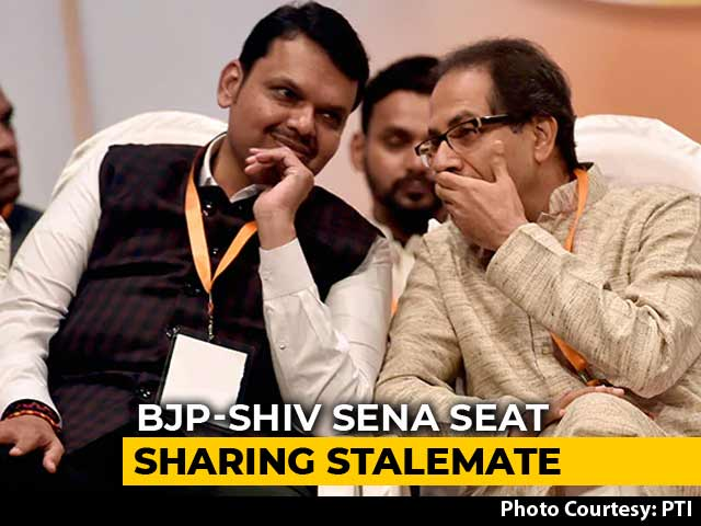 "Video : Seat Sharing Talks With BJP ""More Tedious"" Than Partition, Says Sena"