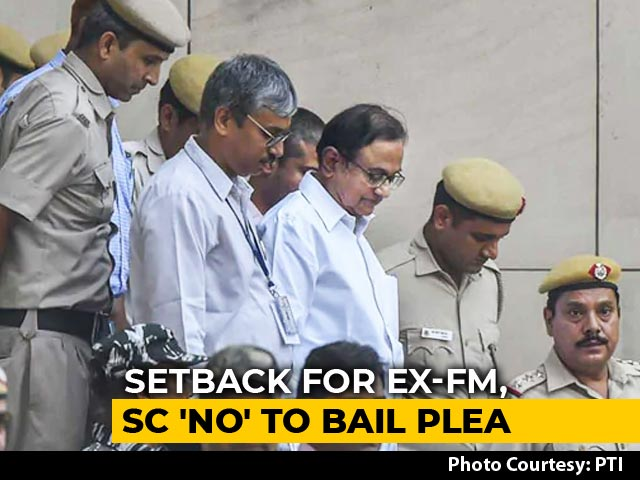 "Video : ""Had Aircel SIM Though"": Karti Smirks After Court Relief For Chidambarams"
