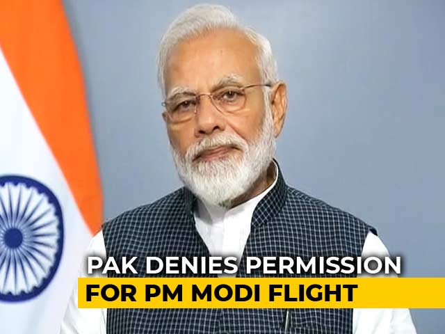 Video : Won't Allow PM Modi To Use Our Airspace, Says Pakistan Foreign Minister