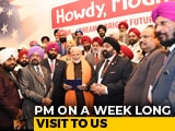 Video : PM Modi Meets Sikhs, Bohra And Kashmiri Pandit Communities In Houston