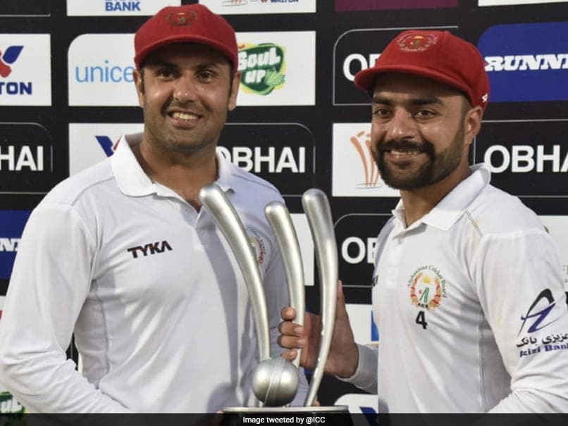 Rashid Khan dedicates Player of the Match award to retiring Nabi