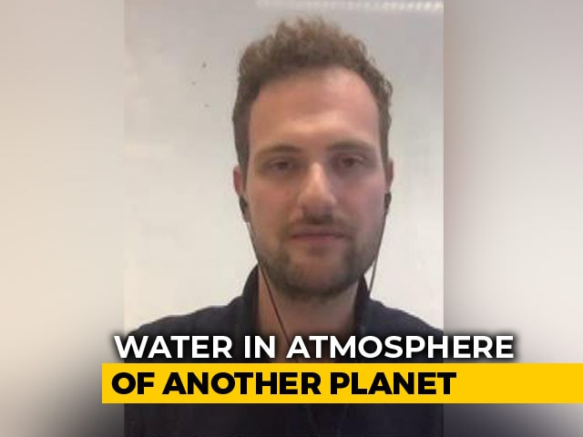 Video : Water On Distant Planet: Can It Support Life?