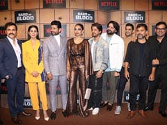 Inside <i>Bard Of Blood</i> Screening With Shah Rukh Khan, Sobhita Dhulipala And Others. See Pics