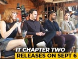 Video: Stars Of <i>It Chapter Two</i> Hang Out At The Derry
