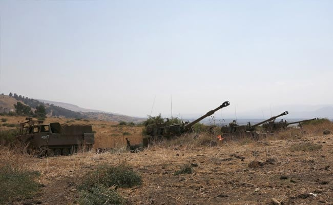 Israeli Jets Strike Syrian Military Targets After Golan Heights Attack