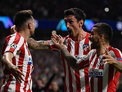 Herrera Snatches Late Point For Atletico With Debut Juventus Strike