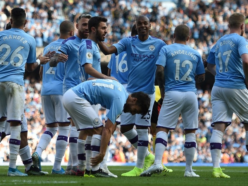 "Bernardo Salutes ""Unbelievable"" Man City After Eight-Goal Rout"