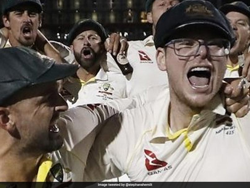Steve Smith  Was Mimicking Chris Rogers Not Jack Leach, Clarifies Justin Langer