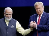 Video : At 'Howdy, Modi!', PM Reveals Who's Top Negotiator - Him Or Trump