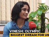 My Olympics Entry Will Inspire Other Women Wrestlers: Vinesh Phogat